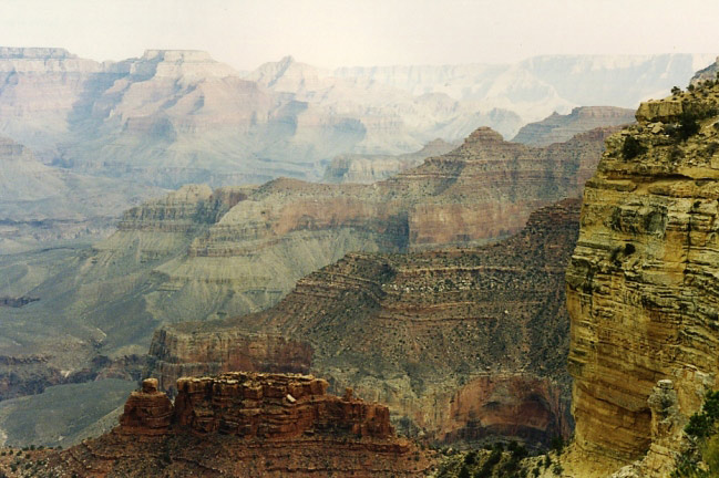 Photograph of Grand Canyon